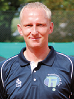 Tennisschule One - Stephan Dzial